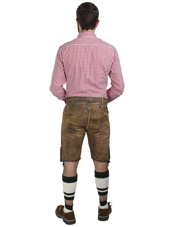Lederhosen uomo Sch/öneberger Trachten Couture