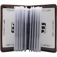 Cuero de Becerro Tarjetero para Tarjeta de crédito