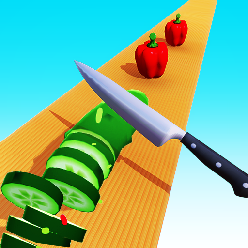 Real Chop Master! Fruits Slicing - Vegetables Cutting Game