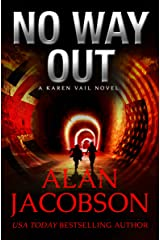No Way Out (The Karen Vail Series, Book 5) Kindle Edition
