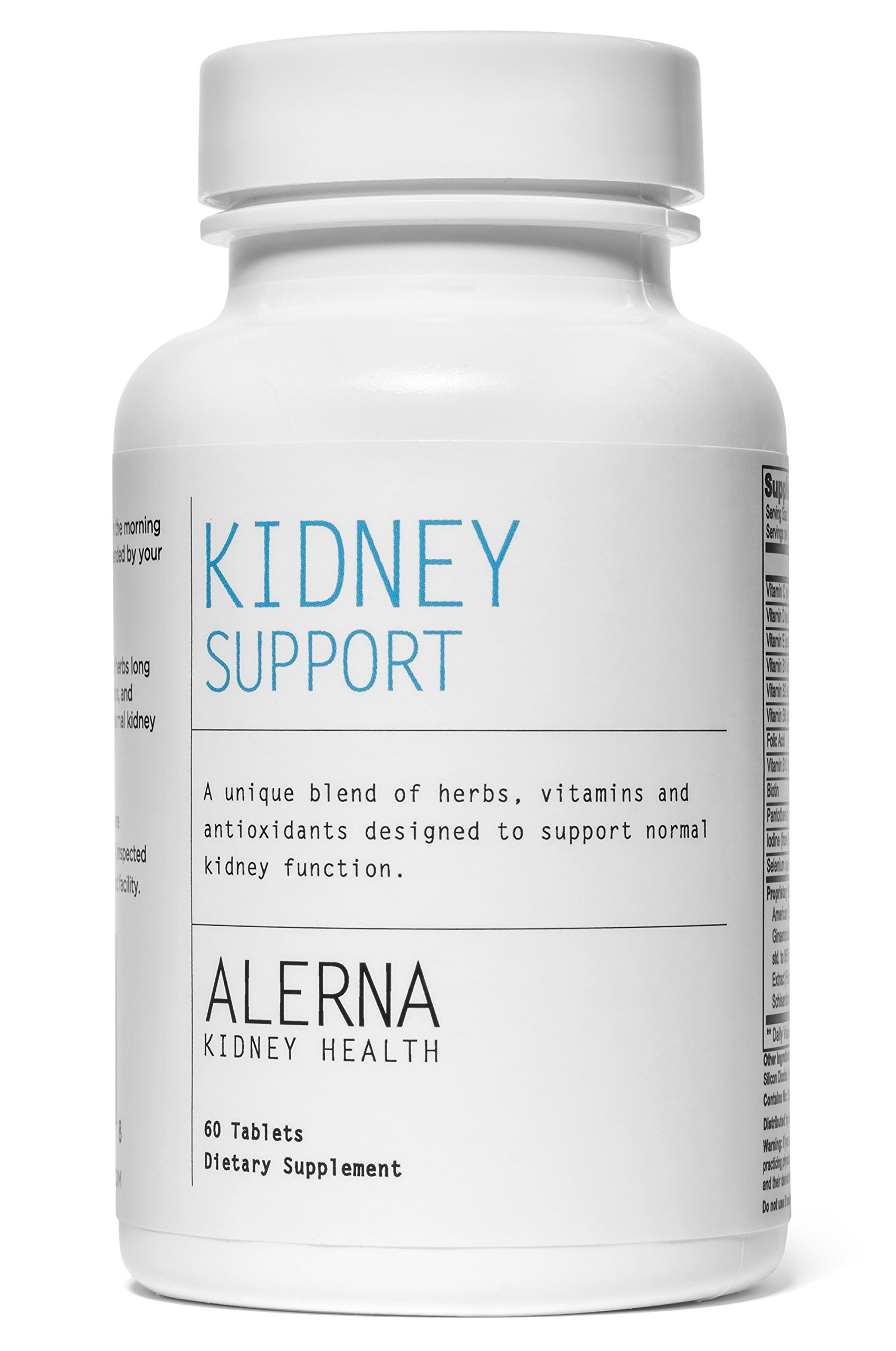 Kidney Support - Supports Normal Kidney Function and Kidney Detox