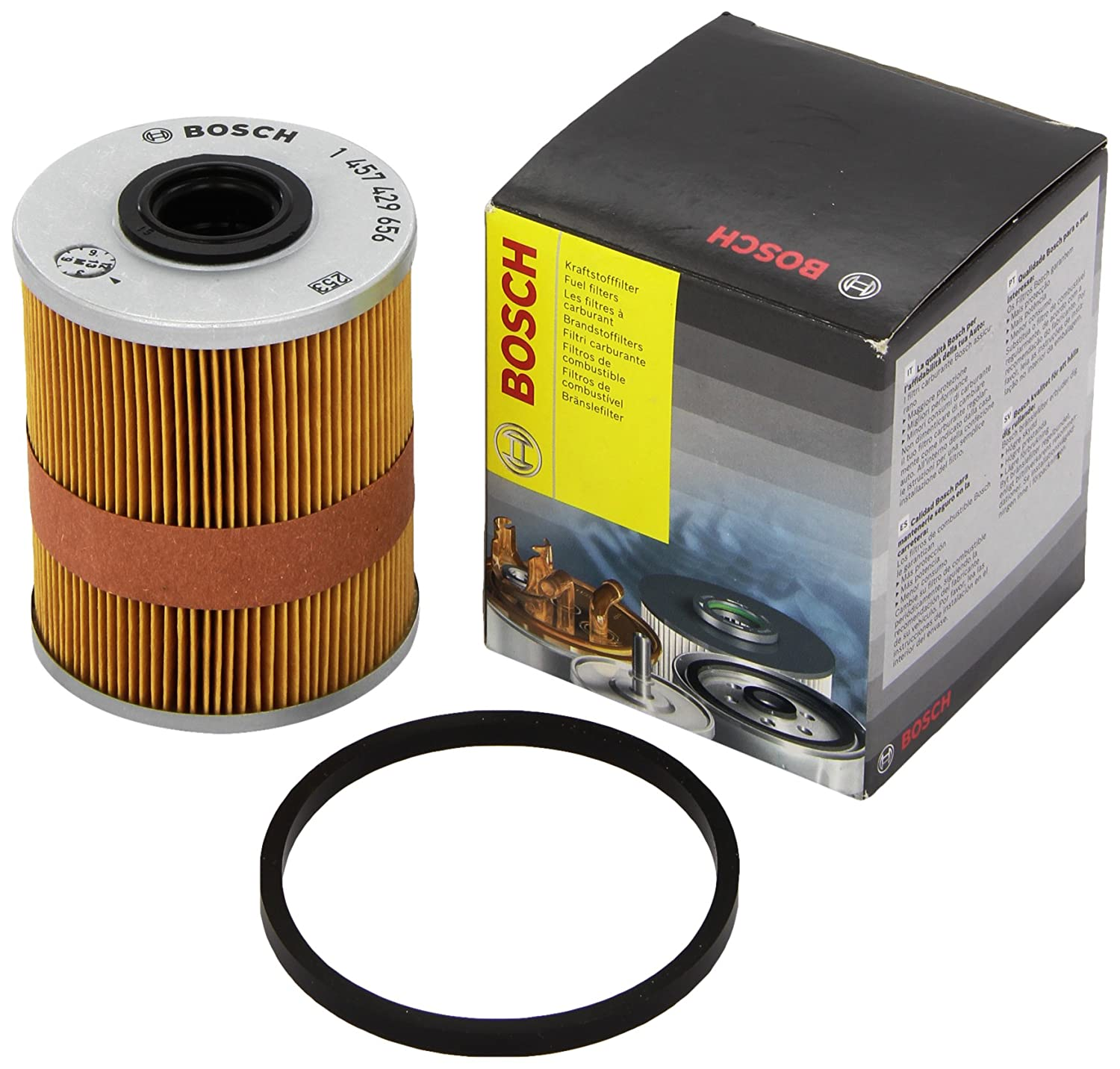 Opel Vectra C 2.0 DTI Genuine Fram Fuel Filter Service Replacement
