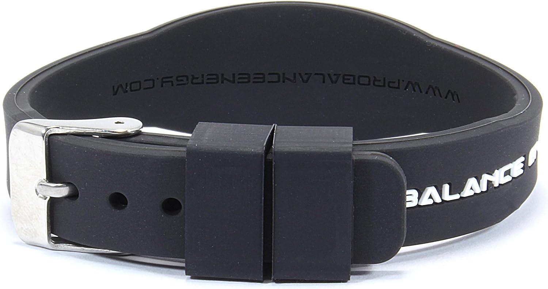 Verstellbares Armband Pro Balance Energy/® Pro Ion 5000 Ionenarmband 16 Farben /Über 5000 Negative Ionen Turmalin Schlaf. Germanium Negative Ionen Titan