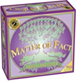 Game Development Group MATTER OF FACT - The Trivia Challenge Board Game