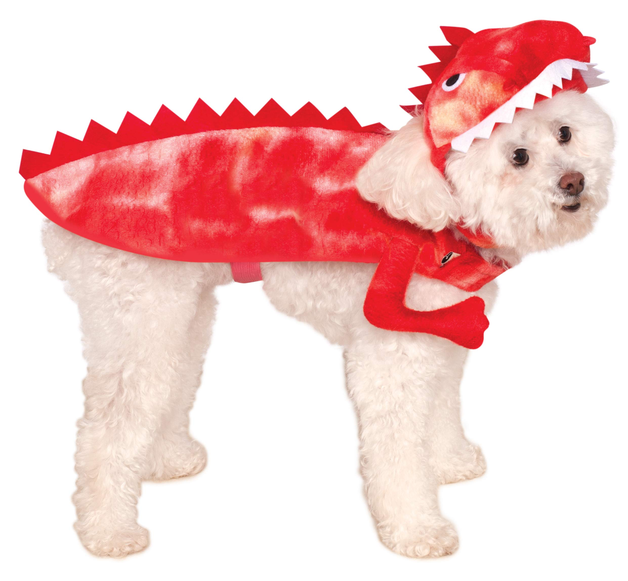 Rubie's Raptor Dinosaur Pet Costume, Extra-Large