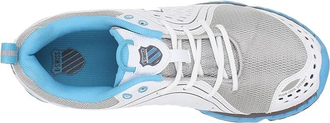 K-Swiss Blade Foot Run 92787011 - Zapatillas de running para mujer, Plateado, 41.5: K-Swiss: Amazon.es: Zapatos y complementos