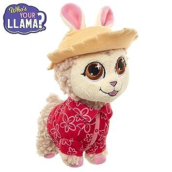 Jakks Pacific 97835 Whos Your Llama Plush Series 1, Bahama, Multi ...