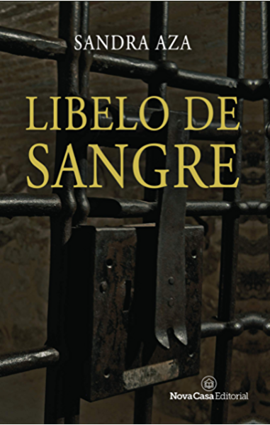 Libelo de sangre eBook: Aza, Sandra: Amazon.es: Tienda Kindle
