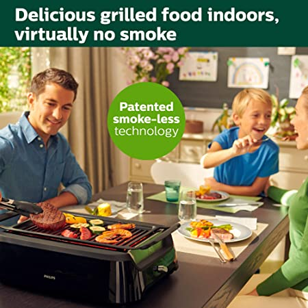 Power Smokeless Grill as seen on TV