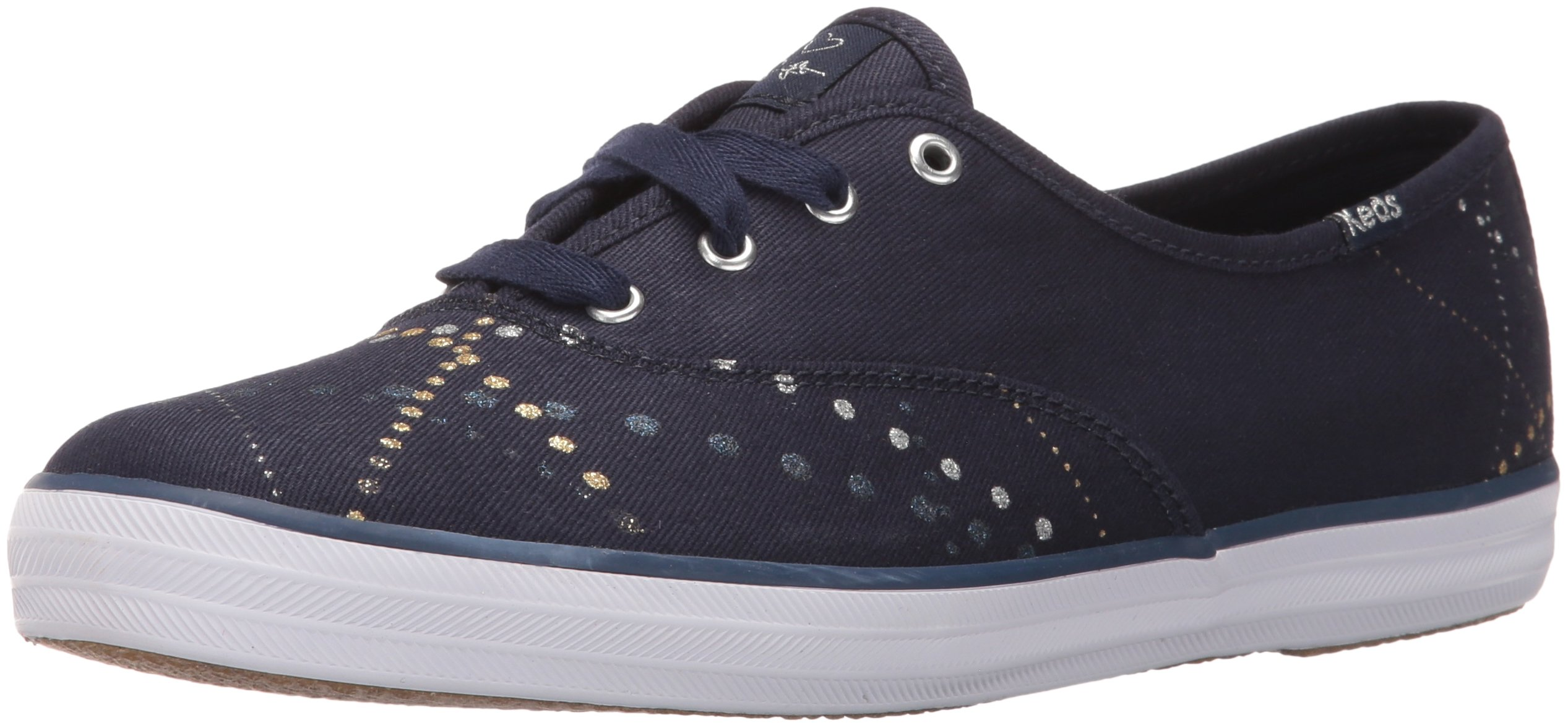 Keds Women's Taylor Swift Lazer Lights Fashion Sneaker, Navy, 10 M US