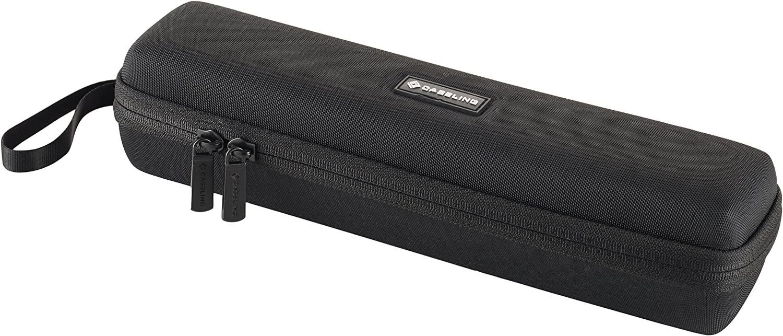 Caseling Hard Case Fits Epson Workforce ES-50 / ES-55R / ES-60W / ES-65WR / DS-30 / DS-70 / DS-80W - Portable Document & Image Scanner - Storage Carrying Travel Bag