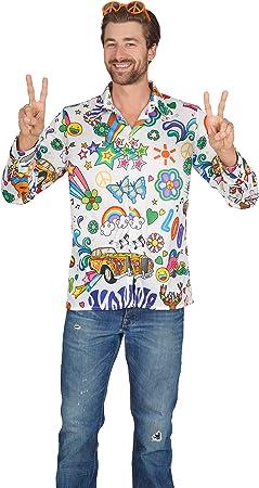 Tinas Toys World- Love-Hemd, durchgeknöpft Camisa de amor con botones, Multicolor (Andrea Moden 601-54/56): Amazon.es: Juguetes y juegos