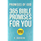 Promises Of God: 365 Bible Promises For You (God's Promises, Jesus Promises, God Quotes)