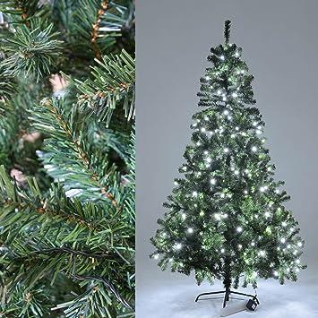 Künstlicher Weihnachtsbaum Mit Beleuchtung Kaufen.Maco Import Künstlicher Weihnachtsbaum Mit Beleuchtung 264 Leds Plastik Tannenbaum 210 Cm Hoch