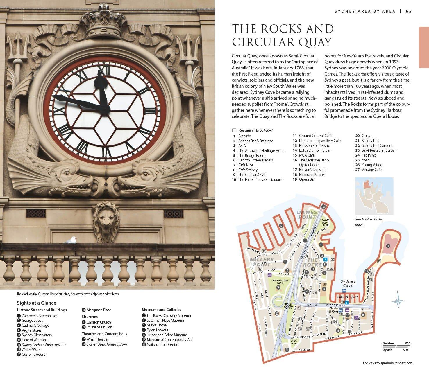 DK Eyewitness Travel Guide Sydney - 81Yv - Getting Down Under