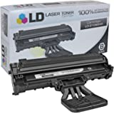 LD © Compatible Replacement for Dell 310-6640 (GC502) Black Laser Toner Cartridge for use in Dell Laser 1100, and 1110 Printers