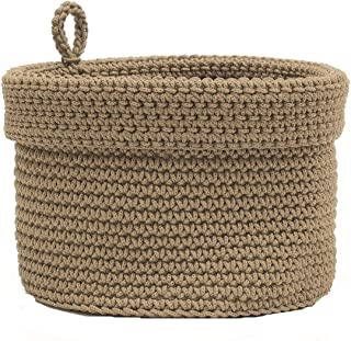 product image for Heritage Lace Mode Crochet 8X8 Basket W/Loop