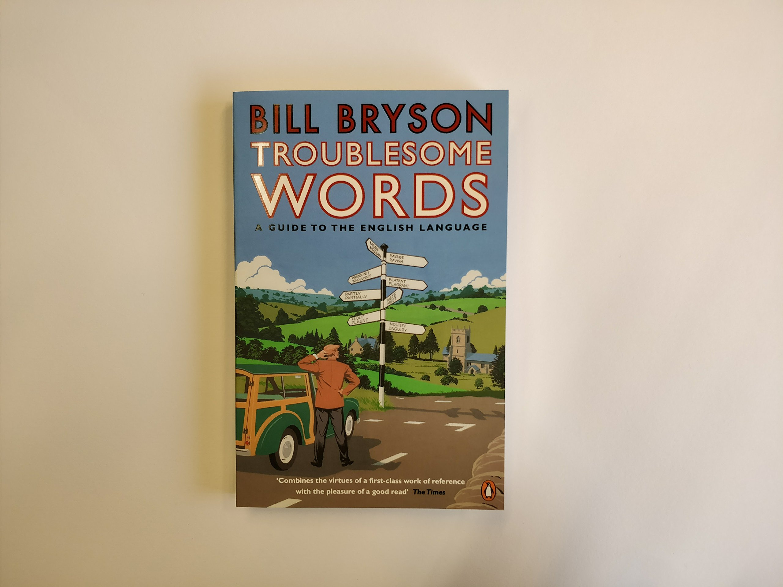 Troublesome words amazon bill bryson 9780141040394 books solutioingenieria Gallery