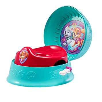The First Years Nickelodeon Paw Patrol 3 In 1 Potty System Skye