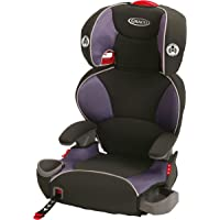 Graco Affix Highback Booster Seat with Latch System, Grapeade