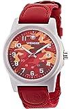 Wenger Men's 01.0441.111 Year Round Analog Quartz Silver Watch