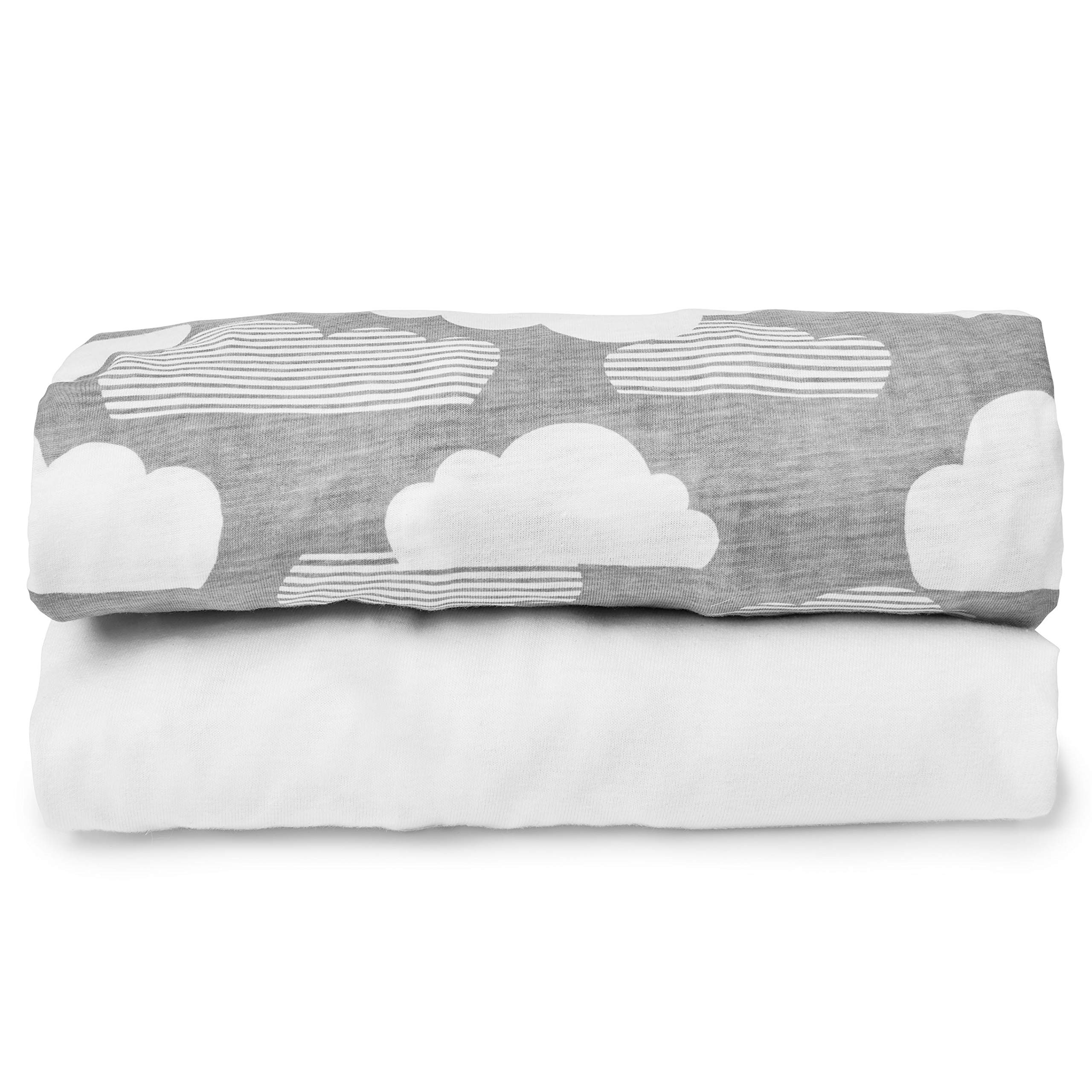 Skip Hop Universal Fitted Travel Crib and Playard Sheet Set by Skip Hop