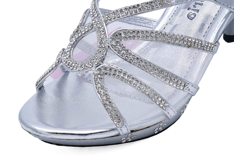 Girls Childrens Silver Dress-Up