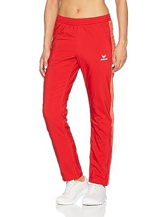 Erima Masters Rosso Scuro Pantaloni: Amazon.it: Abbigliamento