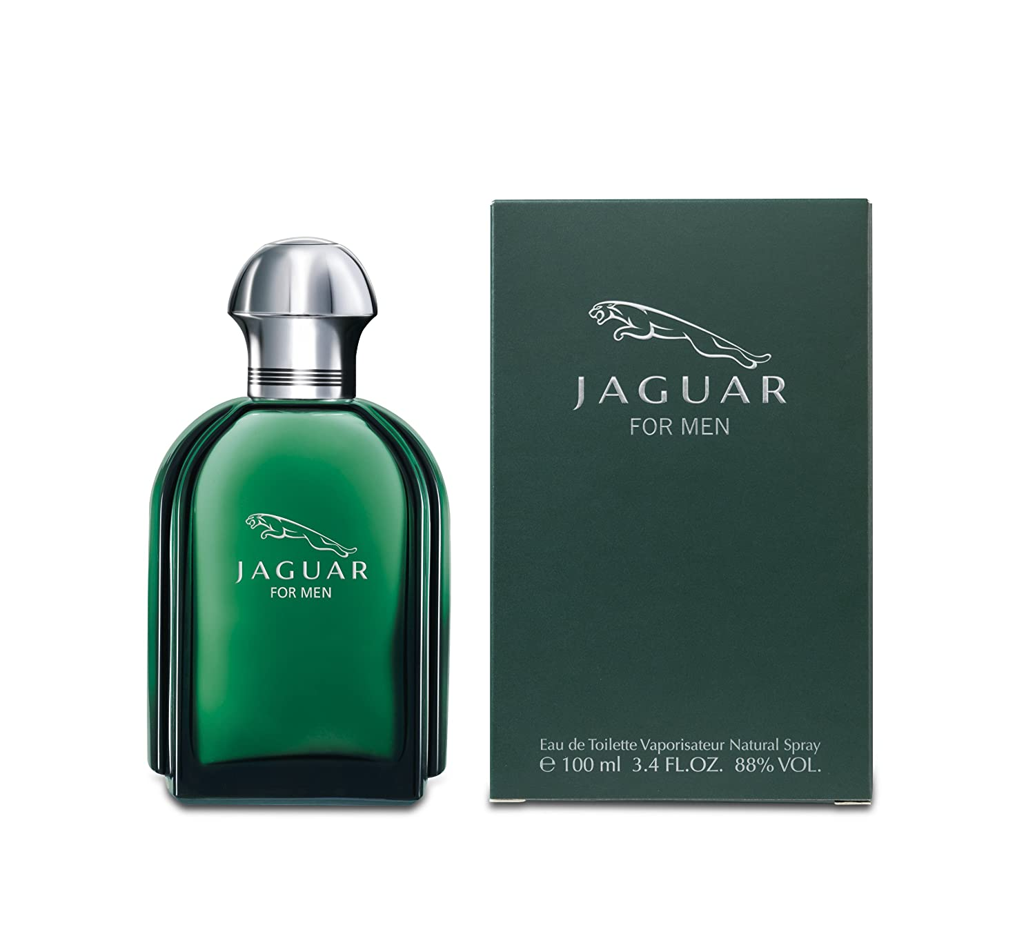 Jaguar for Men Eau De toilette Spray, 3.4-Ounce CH-8045 JAG00001_-100