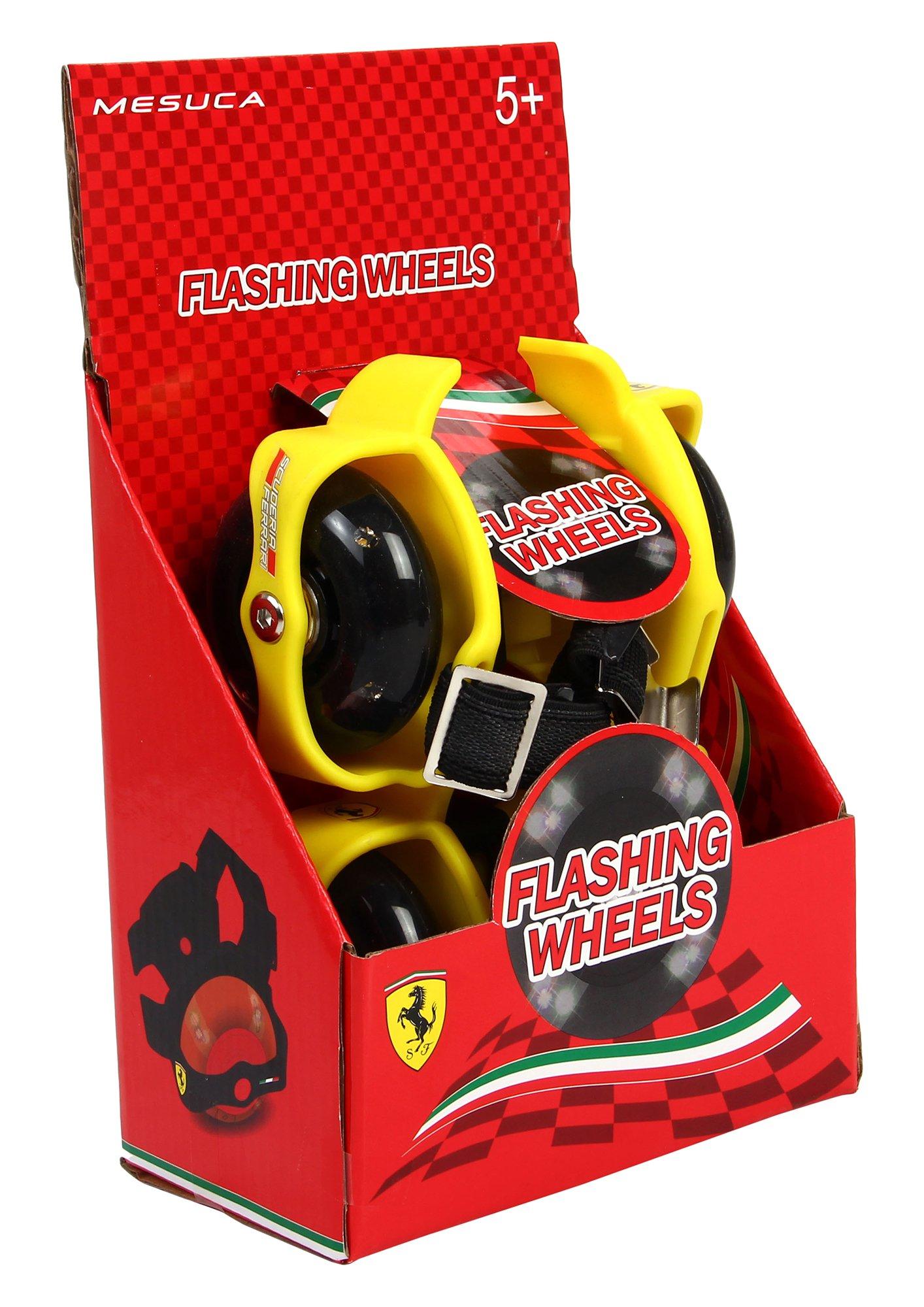 Ferrari Kids Lighted Heel Skate