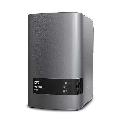 29 opinioni per WD 16TB My Book Duo- Hard Disk Esterno Desktop RAID- USB 3.0- WDBLWE0160JCH-EESN