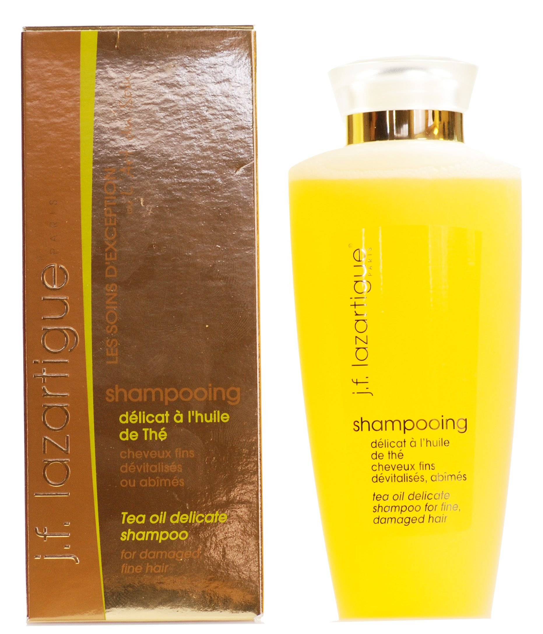 J. F. Lazartigue Tea Oil Delicate Shampoo