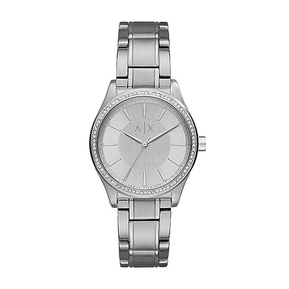 cbf042f8b3c8 Armani Exchange Damen-Uhren AX5440  Amazon.de  Uhren