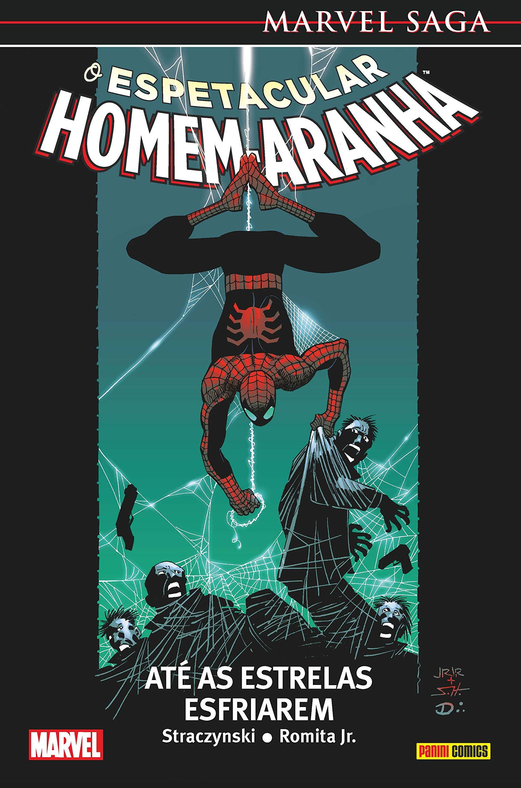 Marvel Saga: O Espetacular Homem-Aranha - Volume 2: Capa Dura (Português) Capa dura – 20 Maio 2020