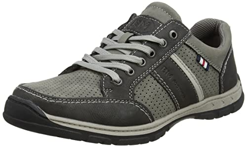 4810602, Zapatos de Cordones Derby para Hombre, Gris, 40 EU Supremo