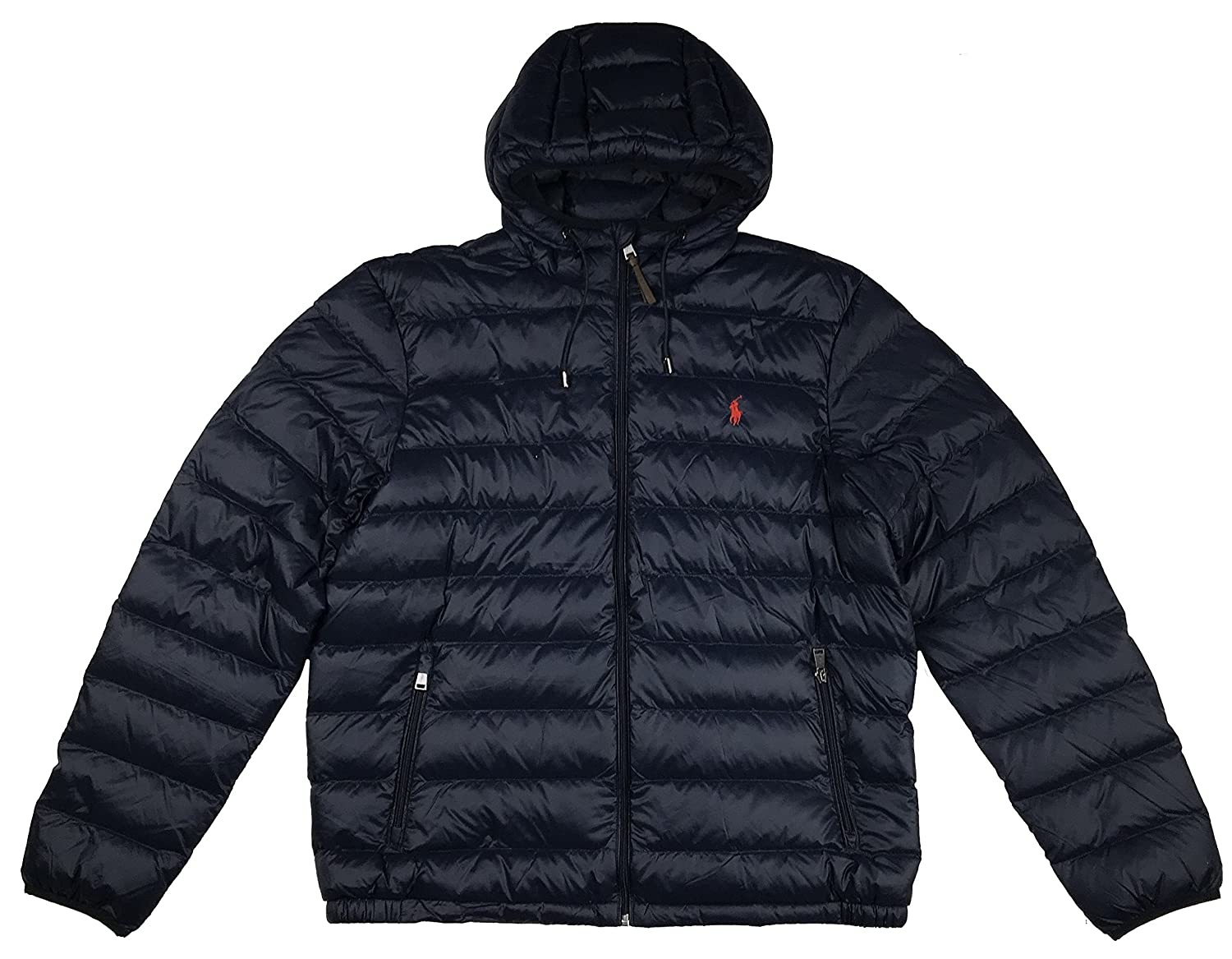 Polo Ralph Lauren Men's Hooded Down Jacket, Packable