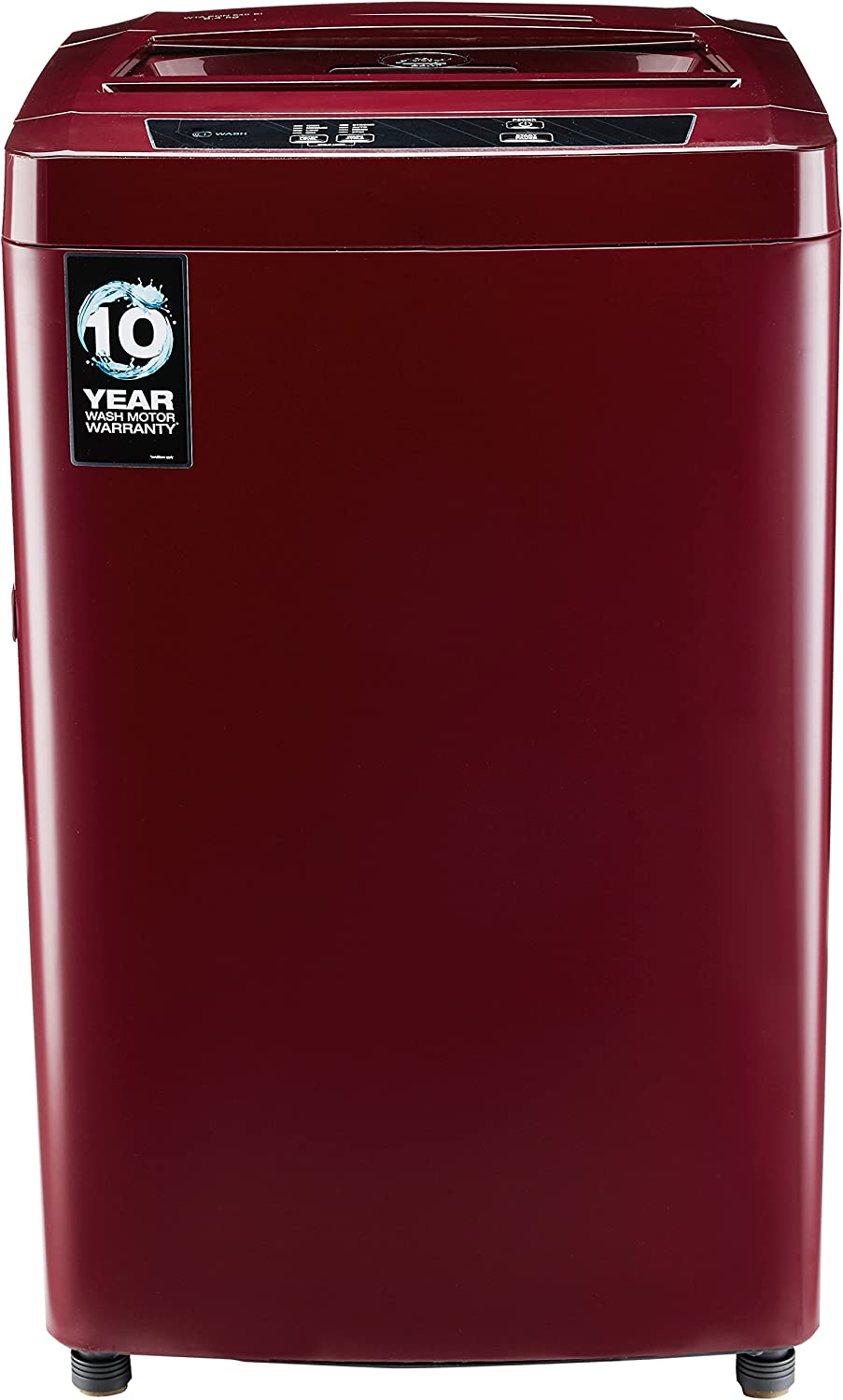 Godrej 6.4 kg Fully-Automatic Top Loading Washing Machine (WTA 640 EI, Autumn Red)