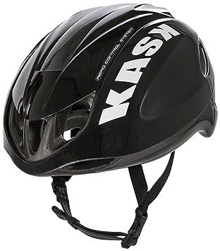 Kask Infinity - Casco para bicicleta de carretera, color negro, talla M (M