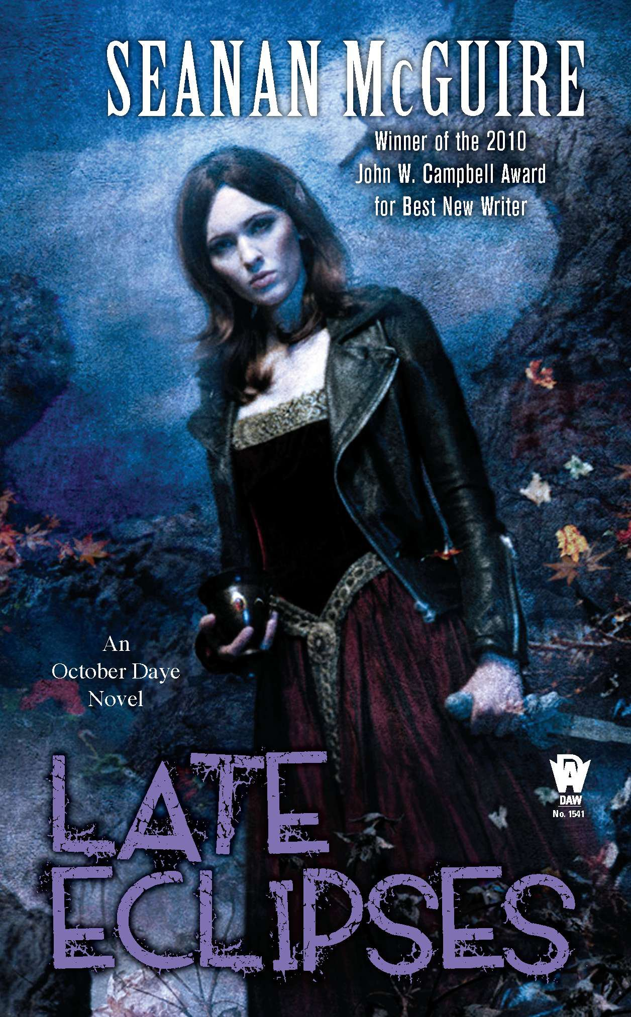 Late Eclipses (October Daye Series Book 4) por Seanan McGuire