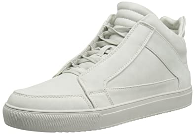 068693787c23 Amazon.com | Steve Madden Men's Defstar Fashion Sneaker, Light Grey ...