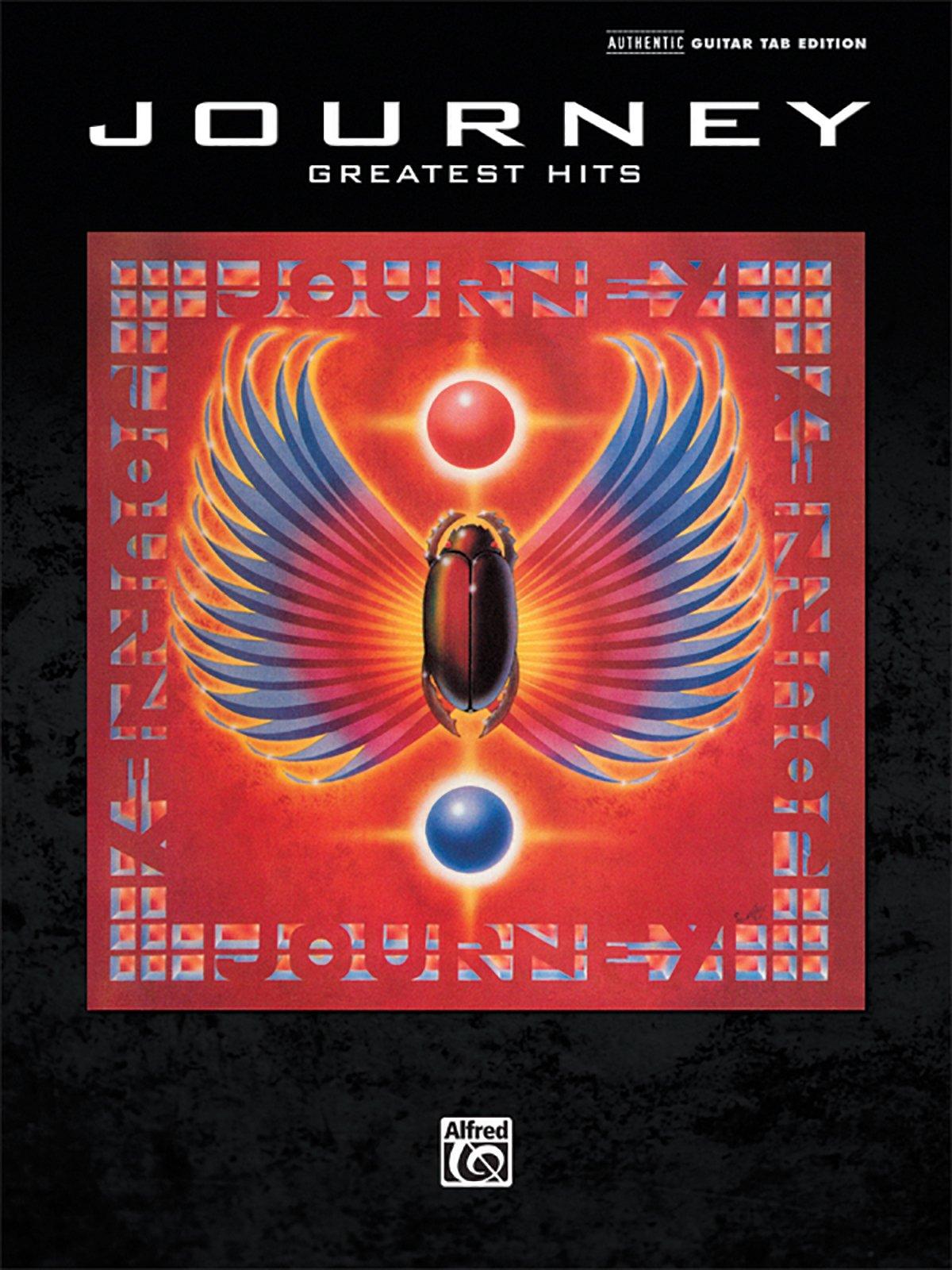 Amazon Journey Greatest Hits Authentic Guitar Tab