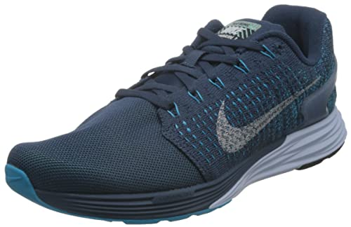 Nike - Lunarglide 7 Flash - Color: Blue - Size: 7.5US: Amazon.ca ...