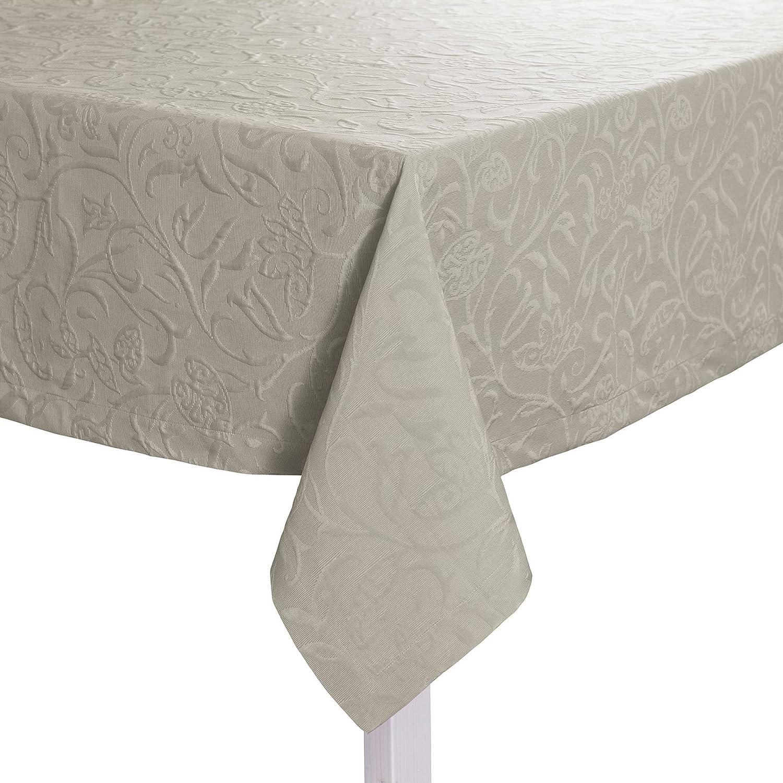 Pichler CORDOBA_150 250_PL hochwertig und bügelfrei bügelfrei bügelfrei - Tischdecke 150 x 250 cm platin a196bf