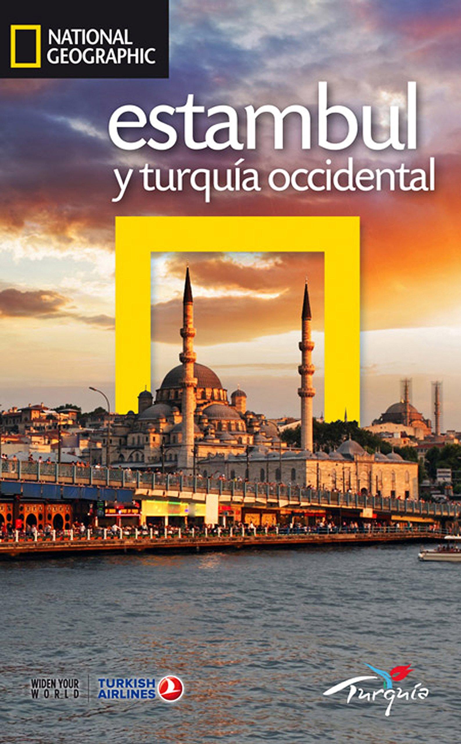 Guía de viaje National Geographic: Estambul y Turquía Occidental (GUIAS) Tapa blanda – 5 may 2016 NATIONAL GEOGRAPHIC 8482986333 Travel & holiday guides Reiseführer: Abenteuerurlaub