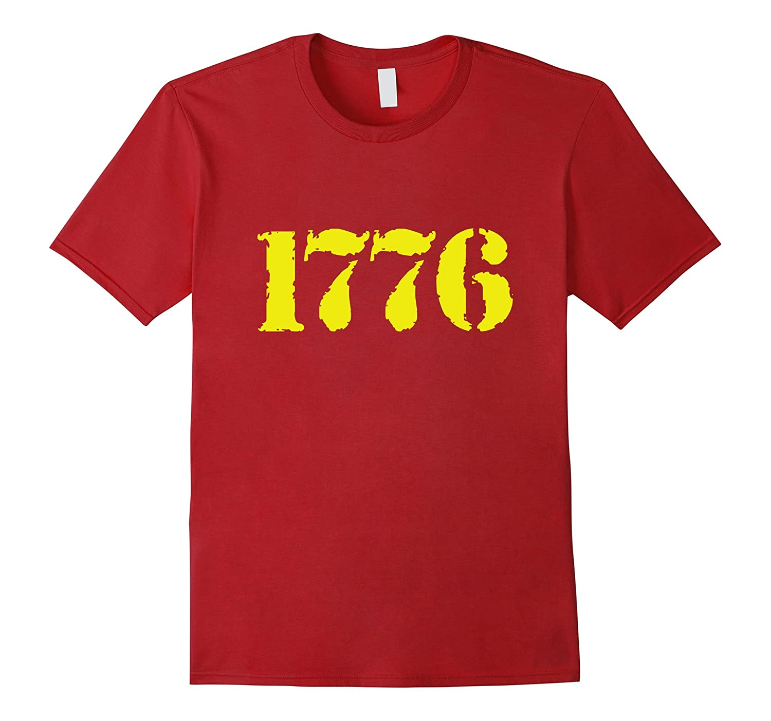 1776, Revolution, Founding Fathers T-Shirt-TH