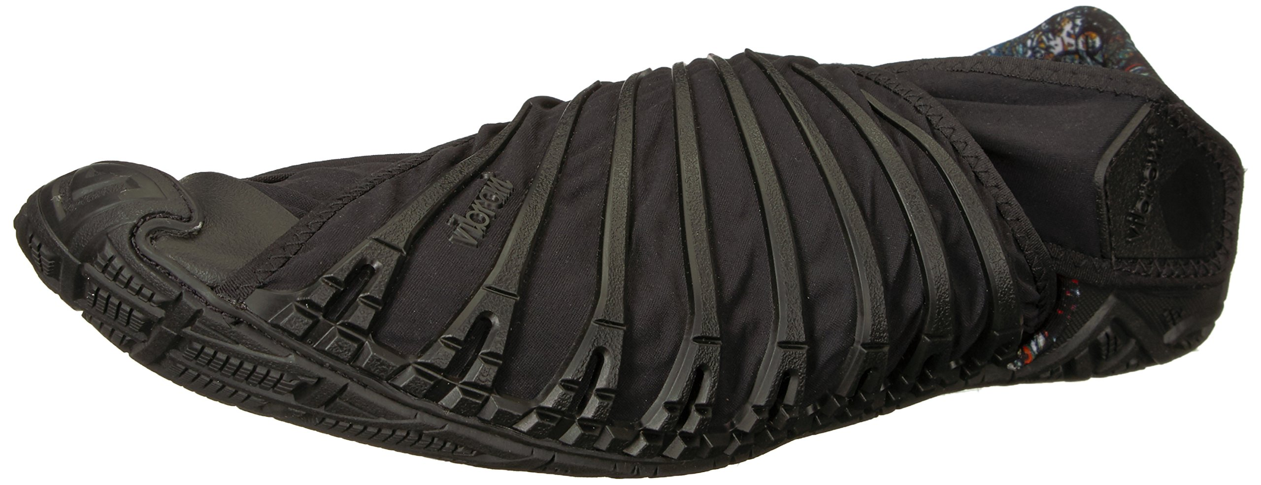 Vibram Women's Furoshiki Sneaker, Black, 41 EU/8.5-9 M US B EU (41 EU/8.5-9 US US)
