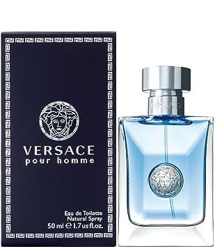 Versace Pour Homme 100 ml Eau De Toilette Spray Men by Versace   Amazon.co.uk  Health   Personal Care 5d64c13ef71