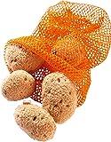 Haba 3860–libro 3860–patate | pfiffiges accessori per negozio e cucina giocattolo per bambini dai 3anni | Ideale per per giochi di ruolo, per bambini, Multicolore