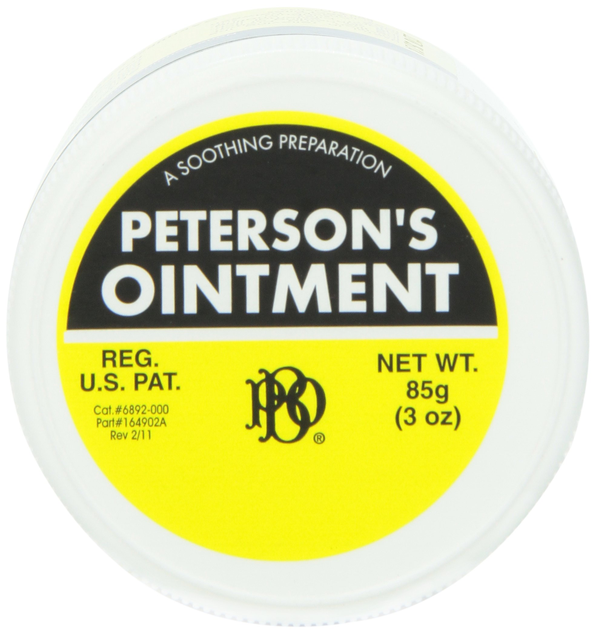 Peterson's Hemorrhoidal Ointment, 3 oz