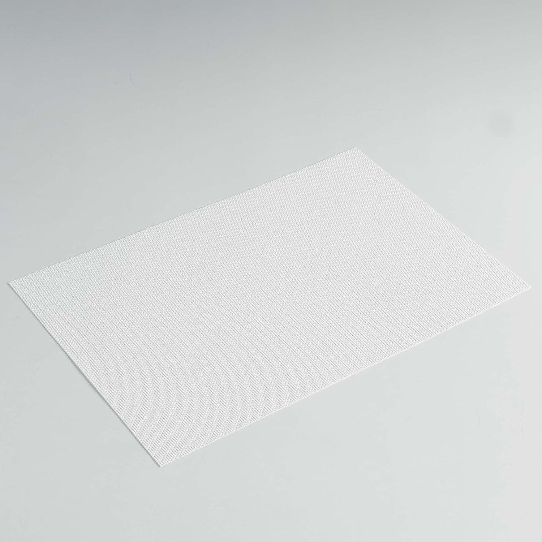 D/écor Line Melix Set de Table PVC Melix PVC Orange 32x47 cm